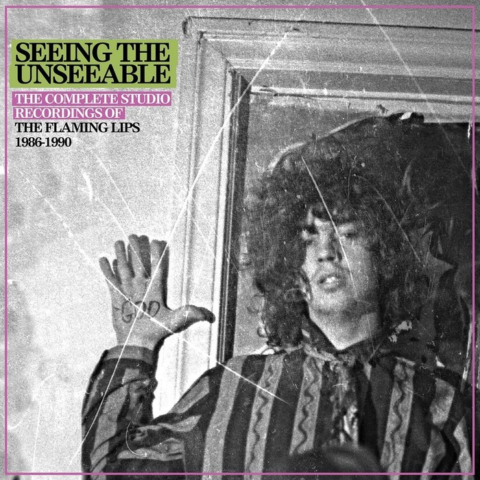 aaf423ff9 Seeing The Unseeable: The Complete Studio Recordings Of The Flaming Lips  1986-1990