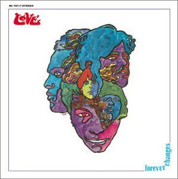 Forever Changes (50th Anniversary Edition) (CD4+DVD+LP)