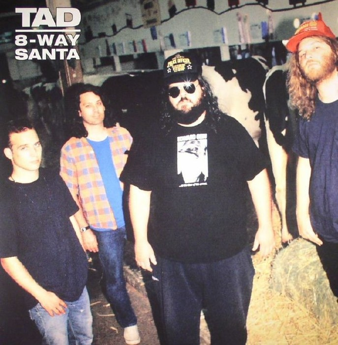8-Way Santa - Rock - NIKA records 798b9d2cca8