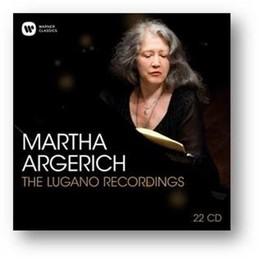Martha Argerich - The Lugano Recordings (22CD)
