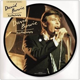 Boys Keep Swinging (40th Anniversary) (Picture Disc)