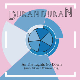 As the Lights Go Down (Live  84) (Pink & Blue Vinyl) (RSD)