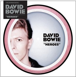 Heroes (40th Anniversary) (Picture Disc) (Limited)