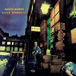 The Rise And Fall Of Ziggy Stardust And The Spiders From Mars (180g) (Gold Vinyl)