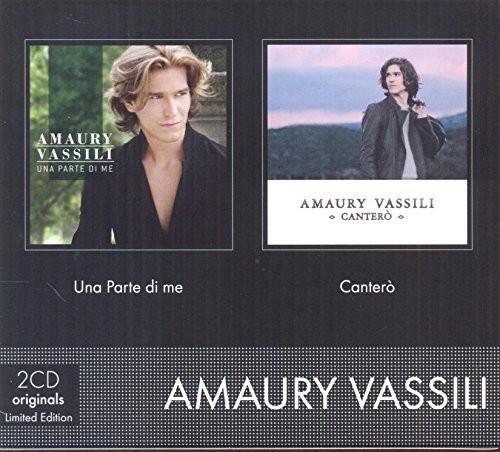 amaury vassili album una parte di me
