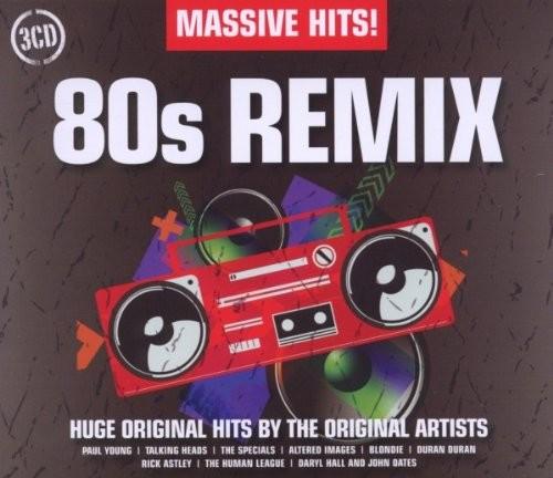 Massive Hits! - 80s Remix - PREVOD: Pop - NIKA records