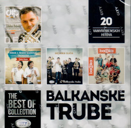 The Best Of Collection - Balkanske trube