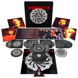 Badmotorfinger (Super Deluxe Edition) (CD4+DVD2+BR)