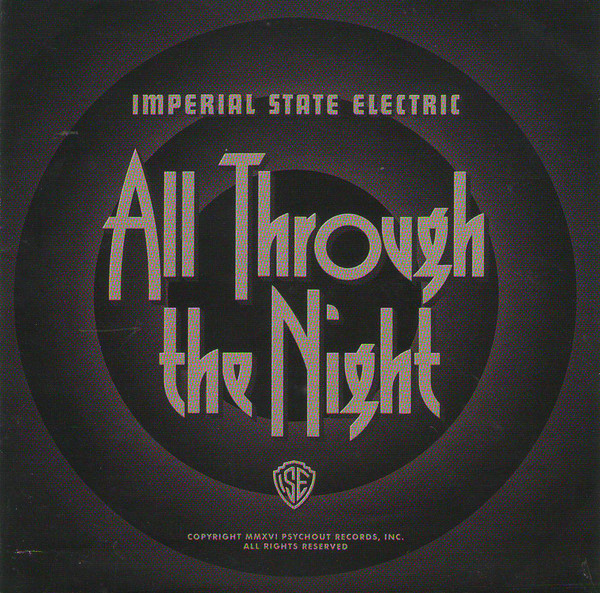 All Through The Night - PREVOD: Metal - NIKA records