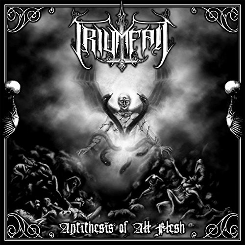 Antithesis of All Flesh - PREVOD: Metal - NIKA records