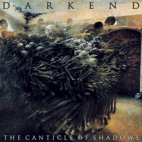 The Canticle Of Shadows - Metal - NIKA records
