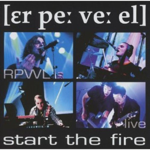 Start the Fire (Live) - PREVOD: Metal - NIKA records