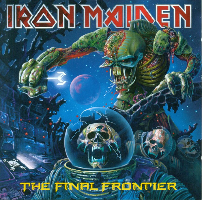 Final Frontier - PREVOD  Metal - NIKA records 4155247a3
