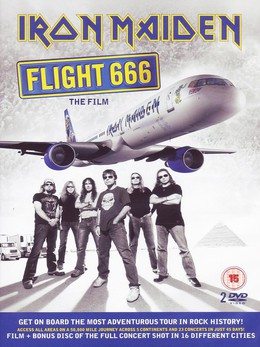 Iron Maiden: Flight 666 - The Film