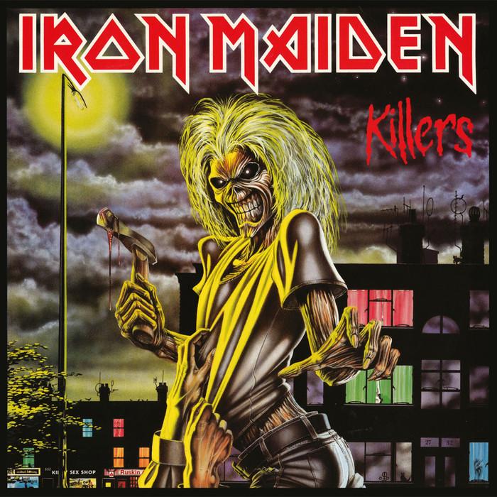 size 40 29d6c f4d2a Killers - PREVOD  Metal - NIKA records