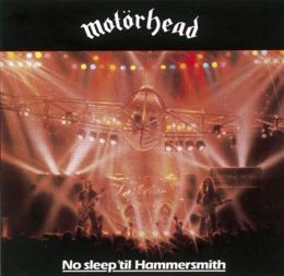 9029d51db64a No Sleep Til Hammersmith - PREVOD  Metal - NIKA records