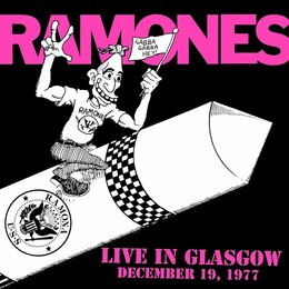 Live in Glasgow December 19, 1977 (180g) (Black Friday)