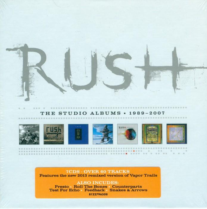Studio Albums 1989 - 2007 (7CD) - PREVOD: Metal - NIKA records