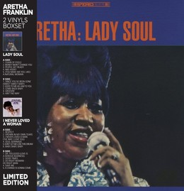 Lady Soul/I Never Loved A Woman