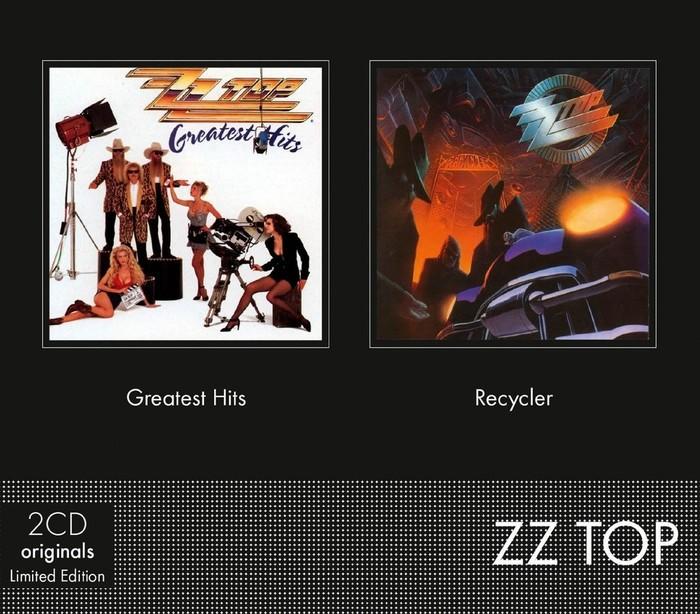 Greatest Hits/Recycler - PREVOD: Rock / Rock / Blues Rock