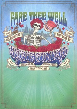 Fare Thee Well - July 5th (CD3+DVD2)