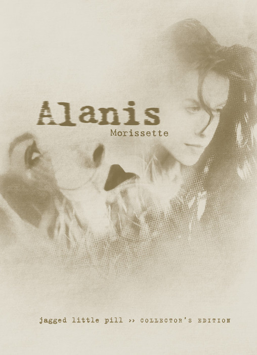 7094d30988a12 Jagged Little Pill (20th Anniversary Deluxe Collector's Edition ...