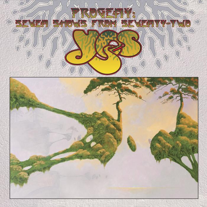 Progeny: Seven Shows From Seventy-Two (14CD) - Rock - NIKA
