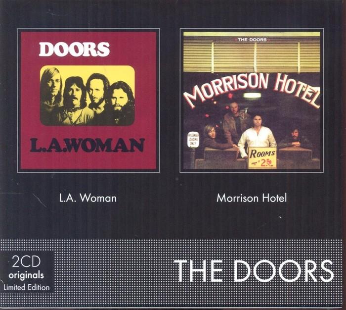 L A  Woman/Morrison Hotel - PREVOD: Rock / Rock / Blues Rock
