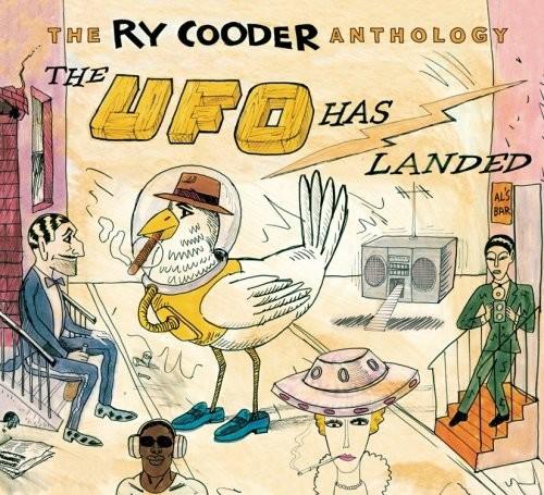 9e6d368913e Anthology  The UFO Has Landed - Rock - NIKA records