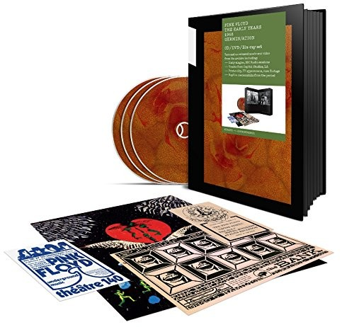 6058164e55b Germin Ation (CD+DVD+BR) - Rock - NIKA records
