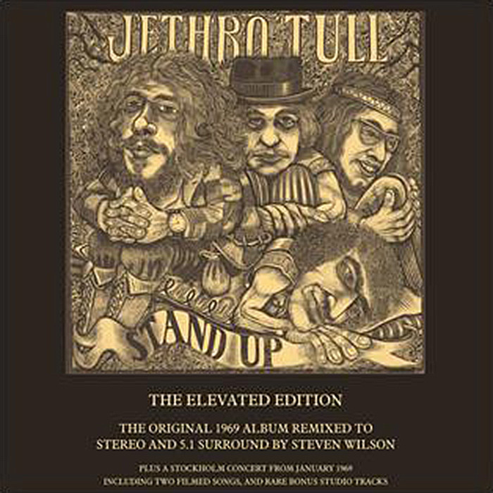 Resultado de imagen de jethro tull stand up the elevated edition