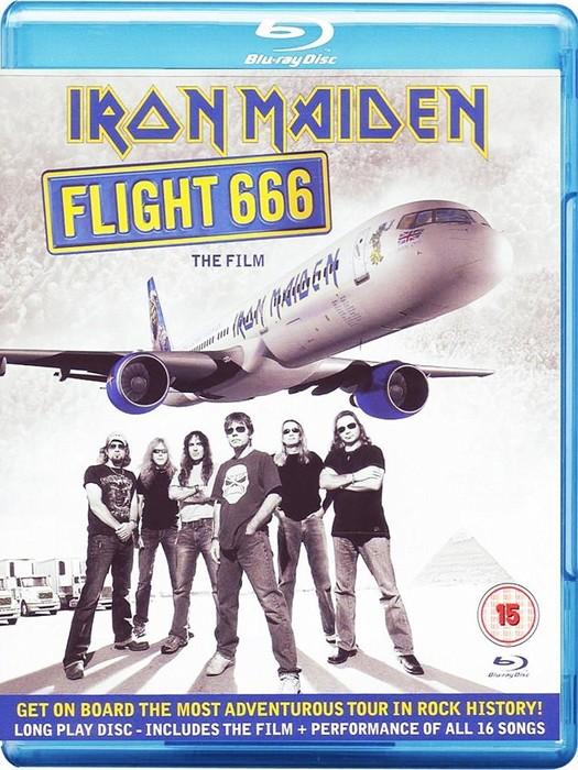 b47813fc3 Flight 666: The Film - Rock - NIKA records