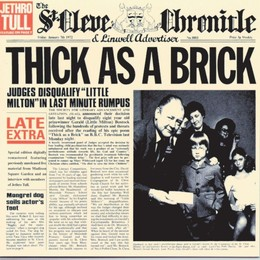 Thick As a Brick / Thick As a Brick 2 (Special Vinyl Collection - Limited Edition)