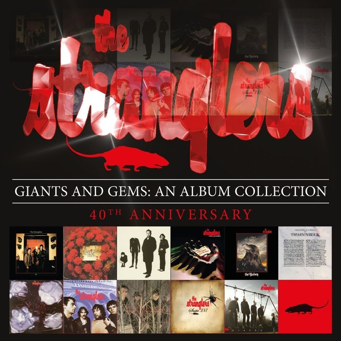 88c44ad72c4 Giants And Gems: An Album Collection (40th Anniversary) (CD11 ...