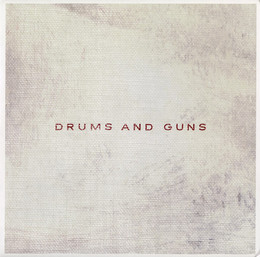 2cf9652df4c3 Drums & Guns - Rock - NIKA records
