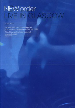 New Order ‎– Live In Glasgow