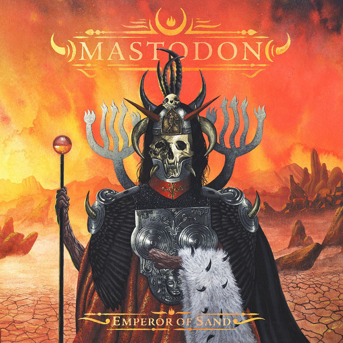 Emperor Of Sand - PREVOD: Metal - NIKA records