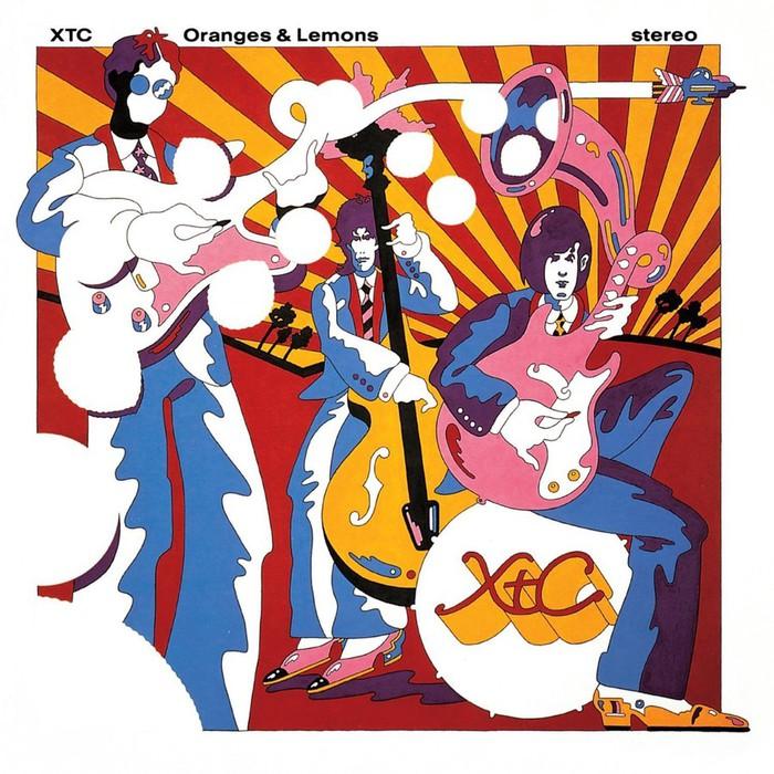 Oranges & Lemons (Deluxe Reissue) (CD+Blu-Ray)