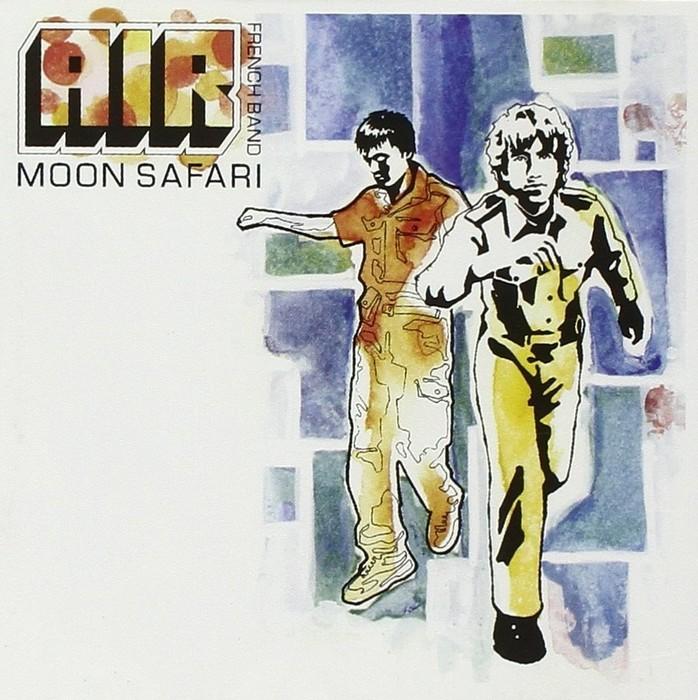 1c53647c6 Moon Safari - Pop - NIKA records