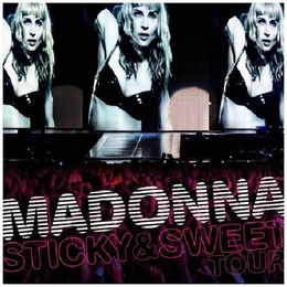 Sticky & Sweet Tour (Blu-Ray+CD)