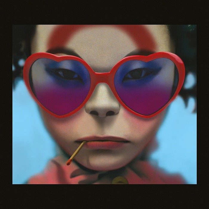 dd132765c85 Humanz (Deluxe) (180g) - Pop - NIKA records