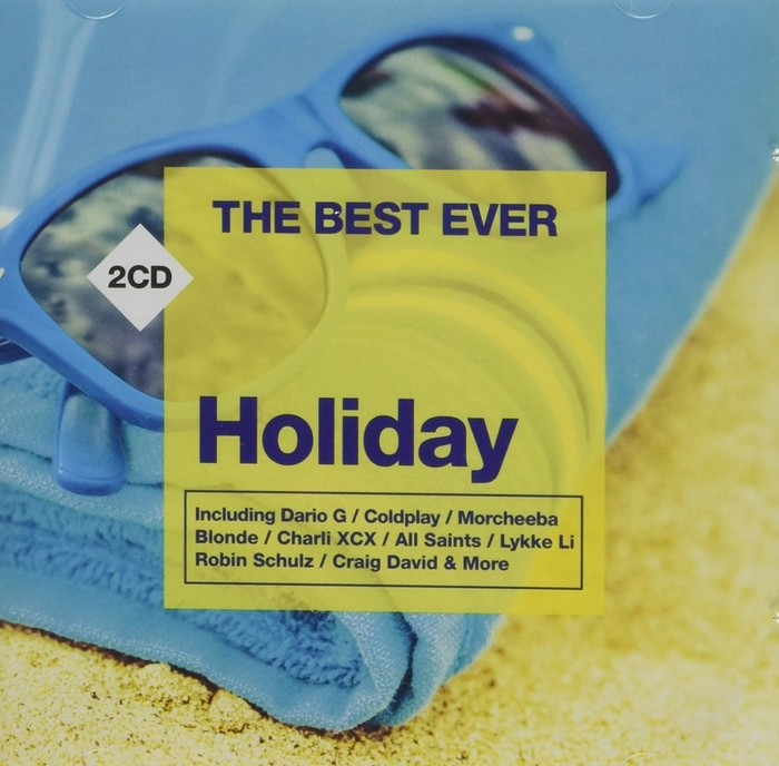 96db1f54e60b The Best Ever  Holiday - Pop - NIKA records