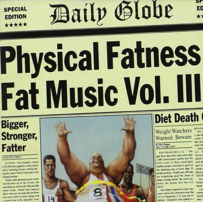 Psysical Fatness Fat Music Vol  3 - PREVOD: Pop - NIKA records