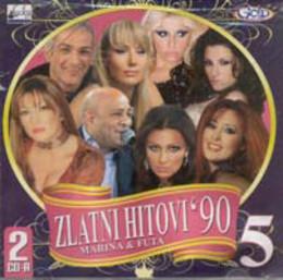Zlatni hitovi '90 6 - PREVOD: Pop - NIKA records