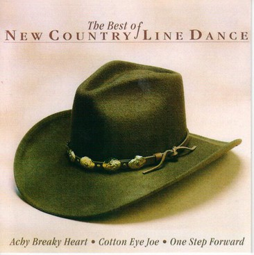 edafed55b0f The Best Of New Country Line Dance - PREVOD  Pop - NIKA records