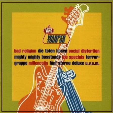 Vans Warped Tour  98 - PREVOD  Pop - NIKA records c3e673e8fc4