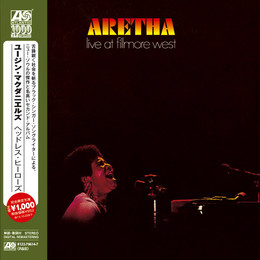 Aretha Live At Fillmore West (Atlantic Soul & R&B Collection) (Japanese Edition)