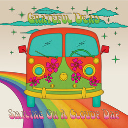 7a58bfcc9825d Smiling On A Cloudy Day - Rock - NIKA records