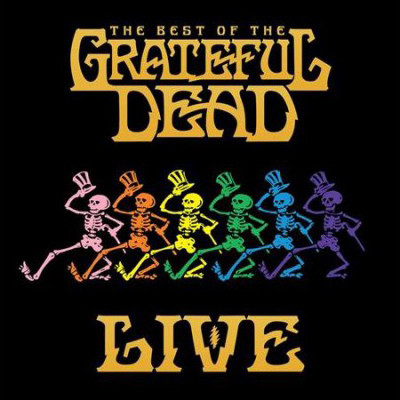 72ed42205c8 The Best Of The Grateful Dead Live - Rock - NIKA records