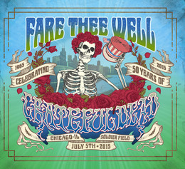 Fare Thee Well - July 5th (CD3+Blu-Ray2)
